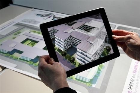 Visite virtuelle en 3D d'un immeuble | Immobilier | Scoop.it