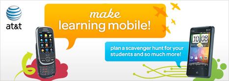 Mobile Learning Lesson Plans | Scholastic.com | Edtech PK-12 | Scoop.it
