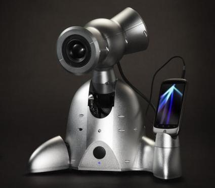 Musical robot companion enhances listener experience (w/ Video)   Artificial Intelligence and Robotics   Scoop.it