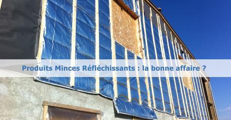 Isolant Mince Réflecteur In Build Green La Curation Scoopit