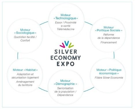 Le Club Digital Santé partenaire de Silver Economy Expo #silvereco | Silver Economie | Scoop.it