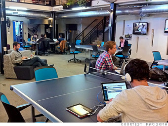 pariSoma featured on Fortune! | pariSoma: Coworking & Collaborating | Scoop.it