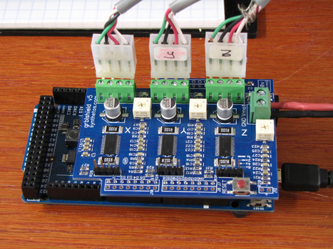 Motion control system for the Arduino Due | Arduino progz | Scoop.it