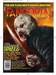 Nightbreed to Feature on Next Fangoria Cover | www ... | Bring Back Nightbreed | Scoop.it