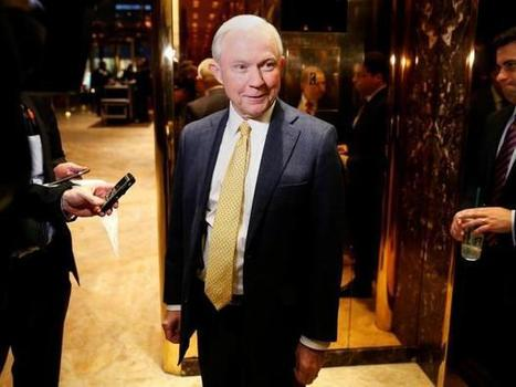 A man deemed too racist to be a judge is about to be confirmed as Donald Trump's attorney general | The Peoples News | Scoop.it