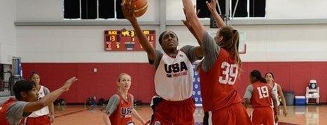 Impresiones de Estados Unidos durante su preparación en Las Vegas   Basket-2   Scoop.it