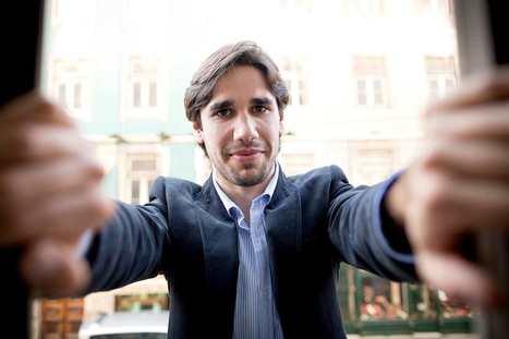 A startup que não queria ir à Web Summit e acabou a ganhar um prémio | Empreendedorismo e Inovação | Scoop.it