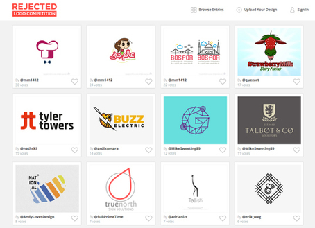 How to recycle your rejected logo designs | HTML5 and CSS3 | Scoop.it