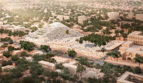 Das künftige Parlamentsgebäude von Burkina Faso: Eine Pyramide für Afrika | Afrika | Scoop.it