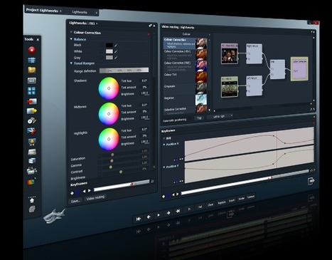 Lightworks Movie Editor