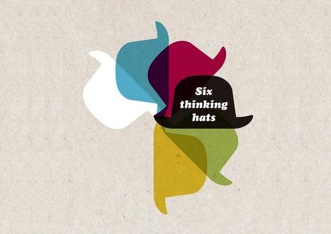 Méthode des six chapeaux : fonctionnement et application   Lyon Business Centers   Osez Oser   Scoop.it