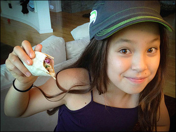 Kale chips? Spinach smoothies? Child chef makes healthy cooking fun | Food issues | Scoop.it