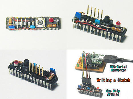 one_chip_arduino.jpg (560x420 pixels) | Arduino Focus | Scoop.it