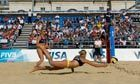 Women's beach volleyball kit reveals very little has changed - The Guardian   Hannah's volleyball   Scoop.it