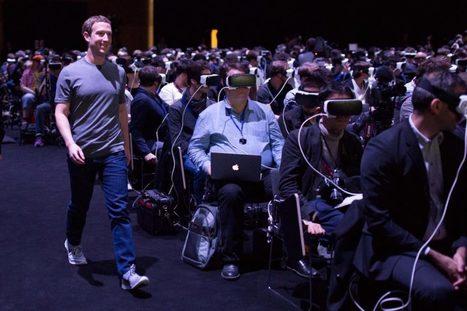 Facebook Versus the Media   TV Future   Scoop.it