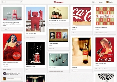 Les promesses de Pinterest | A 360° Perspective of Communications, Strategy, Technology and Advertising | Scoop.it