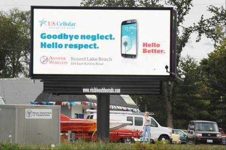 Moratorium on electronic billboards in McHenry County? | Commercial Real Estate News | Scoop.it