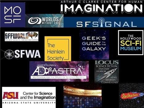 Explore Science Fiction: The Literature of the Future   Speculations on Science Fiction   Scoop.it