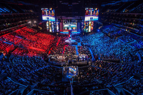 The Use of Blockchain in the eSports Industry | Future of Cloud Computing, IoT and Software Market | Scoop.it