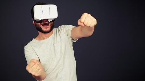 Marketing Promise Of VR is Now Here | 3D Virtual-Real Worlds: Ed Tech | Scoop.it