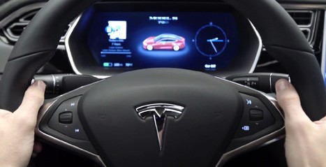 Tesla VP wants to 'accelerate the path to cars being appliances' | Nerd Vittles Daily Dump | Scoop.it