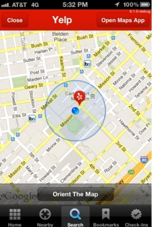 Yelp: iPhones Offer Greater Location Accuracy Than Androids | Restaurant Tips | Scoop.it