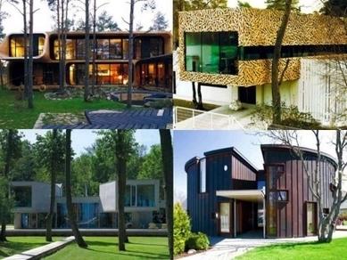 50 maisons estoniennes, au CAUE du Bas-Rhin, Strasbourg | Immobilier | Scoop.it
