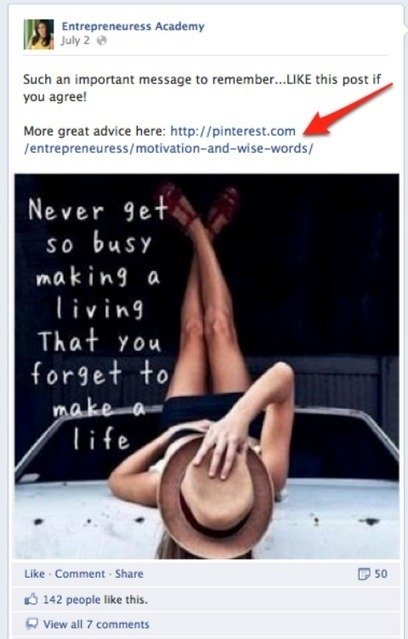 Empower Network - How to build a Pinterest Following with Facebook | Pinterest | Scoop.it