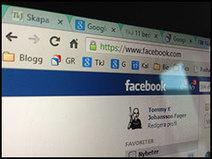 Facebook tappar mark hos unga – men vi gamlingar är kvar | Bloggsnappat | Scoop.it