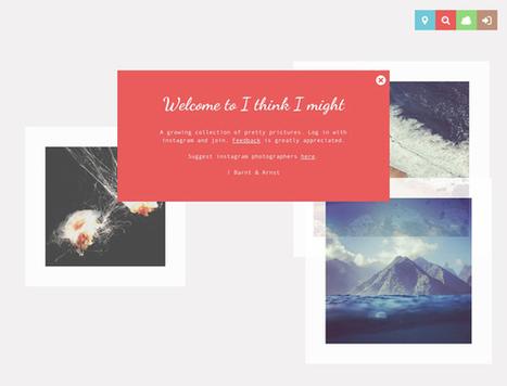 Fresh and Creative Web Design Techniques | Codrops | jginis | Scoop.it