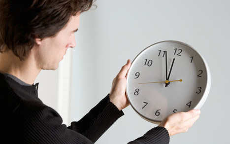 Scientists predict time will stop completely | omnia mea mecum fero | Scoop.it
