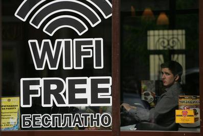 Russland baut Gratis-WLAN aus | Sankt Petersburg | Scoop.it