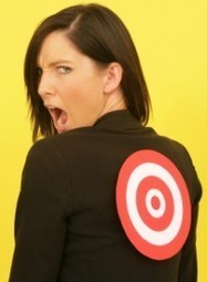 When a Writer Becomes a Target - Rachelle Gardner | Writing Tips | Scoop.it