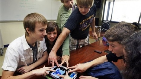 Positive Effects of Mobile Gaming in the Classroom | Differentiated and ict Instruction | Scoop.it