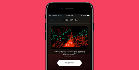 Bumpers for iOS takes all the hassle out of podcasting on the go   Podcasts   Scoop.it
