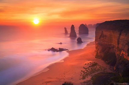 Beautiful Australia!<br/>The Twelve Apostles<br/><br/>The Twelve Apostles is a collection&hellip; | Google Plus Updates | Scoop.it