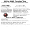 MMA Exercises - The TOP Tips MMA Exercise