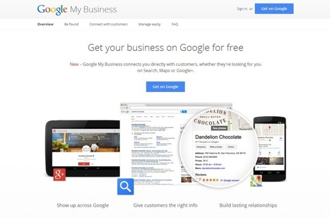 how to get more business thanks to google maps? | Technology and Marketing | Scoop.it