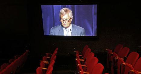 Bolloré ouvre au Cameroun l'unique salle de cinéma du pays | Film adhésif | Scoop.it