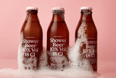 There's Now a Beer Made Specifically for Drinking in the Shower | Urban eating | Scoop.it