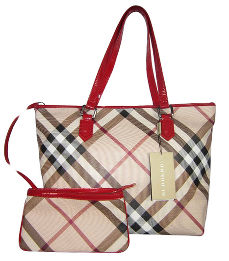 cc446f475cae Burberry New Arrival Handbags 012 Red  B003651  -  179.00   Burberry Outlet  Stores
