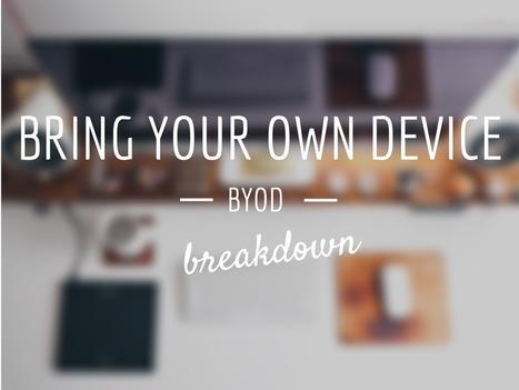Bring Your Own Device BYOD Breakdown [Infographic] | TIC, educación y demás temas | Scoop.it