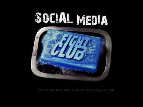 Social Media Fight Club! Top tiffs from2012   Digital-News on Scoop.it today   Scoop.it