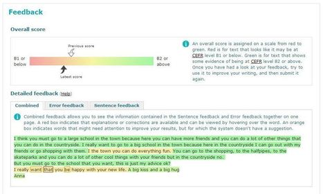 Write and Improve: An Online writing helper | Tools for  Teaching | Scoop.it