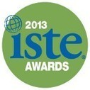 ISTE Recognizes 2013 Award Winners - ISTE Connects Blog | School Librarian As Building Leader | Scoop.it