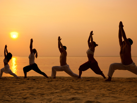 The Risks And Rewards Of Practicing Yoga : NPR   Yoga For The Non-Cliche Yogi   Scoop.it