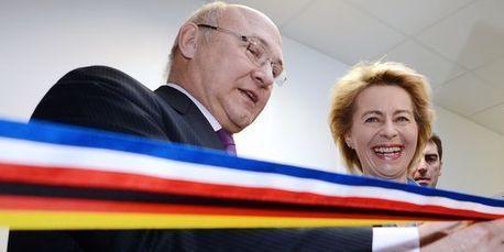 Les ministres allemand et français du travail inaugurent une agence pour l'emploi franco-allemande   Du bout du monde au coin de la rue   Scoop.it