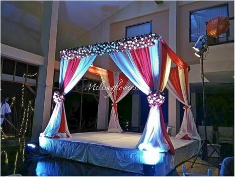The Eastman Themed Wedding Indian Theme Wedding