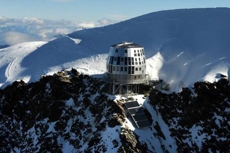 Climat: les glaciers de haute altitude des Alpes menacés d'effondrement | Planete DDurable | Scoop.it