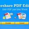 Top 3 free programs to edit, convert or create PDF Files
